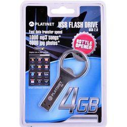 Pendrive USB 2.0 otwieracz do butelek 4 GB Eego soft
