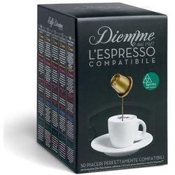 Diemme SPIRITO DELLA TANZANIA 50 kapsułek do Nespresso