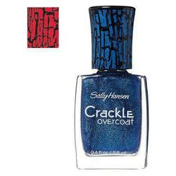 Sally Hansen Crackle Overcoat 11,8ml W Lakier do paznokci 10 Coral Collide