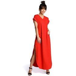 07f37773a8 suknie sukienki wieczorowa dluga czerwona sukienka zdobiona gipiura ...