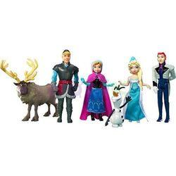 Disney Frozen Komplet figurek filmowych