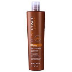 Inebrya Curly Plus szampon nawilżający do włosów kręconych + do każdego zamówienia upominek.