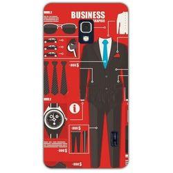 Fantastic Case - LG Swift F6 - etui na telefon - biznes