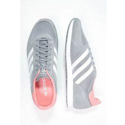 adidas Originals ZX RACER Tenisówki i Trampki grey/white/peach pink