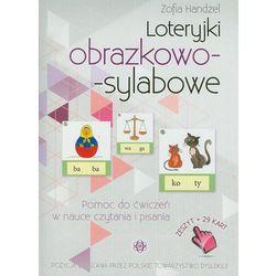 Loteryjki obrazkowo-sylabowe (opr. kartonowa)