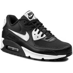 Buty NIKE - Air Max 90 Essential 616730 023 Black/White/Metallic Silver
