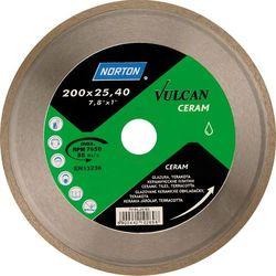 Tarcza diamentowa do ceramiki 200x25.4 mm Norton