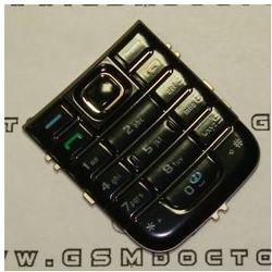Klawiatura Nokia 6233 czarna