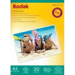 Papier fotograficzny KODAK A4 180g 50 arkuszy