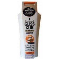 Gliss Kur szampon do włosów regenerujący