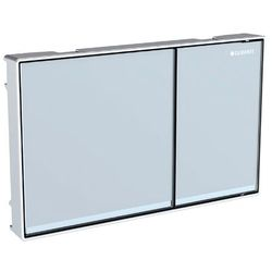 Geberit przycisk uruchamiający Sigma 60 szkło koloru umbra 115.640.SQ.1