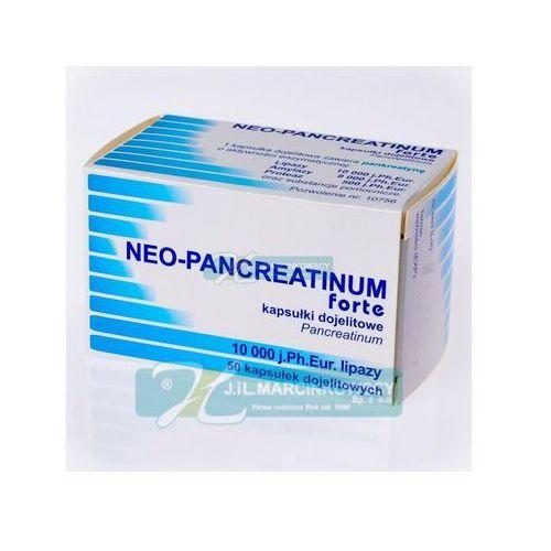 Neo-pancreatinum Forte 10.000j X 50 Kaps