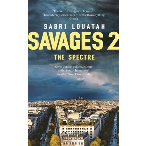 Savages: The Spectre Louatah, Sabri