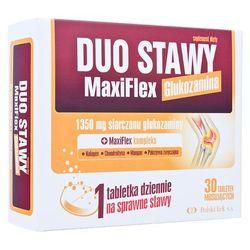 Duo Stawy MaxiFlex Glukozamina tabl.mus. 0,135 g 30 tabl. (2 blist.po 15 szt.)