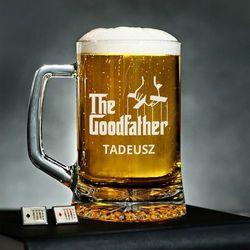 GoodFather - Personalizowany Kufel - Kufel do piwa