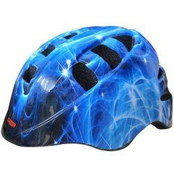 Kask rowerowy Marcel Axer - Niebieski