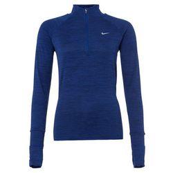 Nike Performance ELEMENT SPHERE Bluzka z długim rękawem deep royal blue/reflective silver