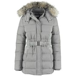 Kaporal CASPI Płaszcz zimowy grey melanged