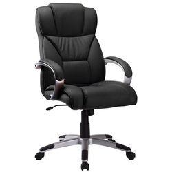 Fotel biurowy Q-044 czarny