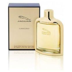 Jaguar Classic Gold woda toaletowa spray 100ml
