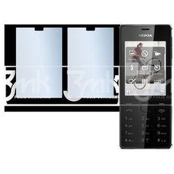 Niewidoczna Folia ochronna 3MK CLASSIC do Nokia 515 (2 zestawy)