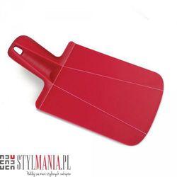 Mini deska do krojenia JJ Chop 2 Pot czerwona