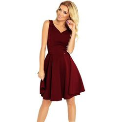 8f8c3b1c06 Numoco sukienka damska XL wino - BEZPŁATNY ODBIÓR  WROCŁAW!