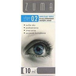 Zuma ulga dla oczu 0,2% krople do oczu 10ml