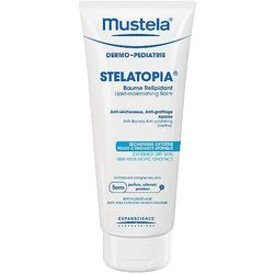 Mustela Stelatopia, balsam intensywnie natłuszczający, 200 ml