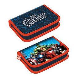 Piórnik z 2 klapkami Avengers