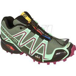 Buty biegowe Salomon Speedcross 3 CS W L37906000