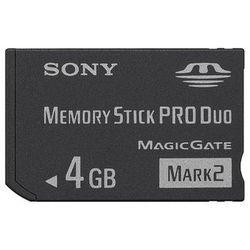 Sony Memory Stick PRO Duo 4 GB Mark 2