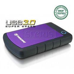 Dysk Transcend TS500GSJ25H3P - pojemność: 0.5 TB, USB: 3.0