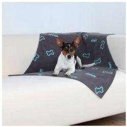 Kocyk dla psa i kota Beany 100 x 70 cm Kolor:Czarny
