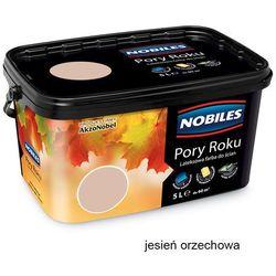 Farba Pory Roku Nobiles Jesień Orzechowa 5L