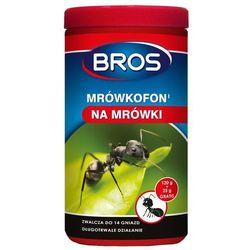 Bros Mrówkofon, preparat do zwalczania mrówek, granulat 120g