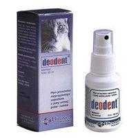Deodent 50 ml - Płyn przeciwko nieprzyjemnym zapachom z jamy ustnej psów i kotów