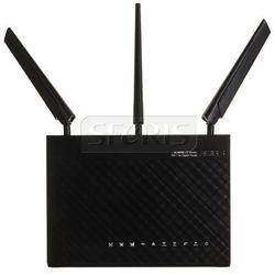 Router/Modem ASUS 4G-AC55U bezprzewodowy AC1200 LTE