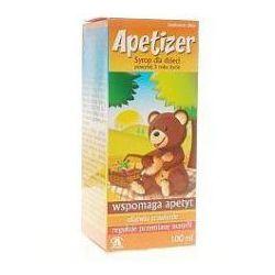 Apetizer, syrop, dla dzieci, 100 ml