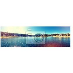 Obraz Magiczne Big Bear Lake - Ca