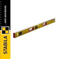 Poziomica z podświetleniem STABILA TYP 196-2 LED / 122cm