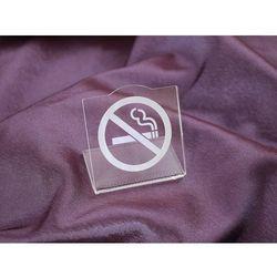 Zakaz palenia papierosów - acryl model Z005