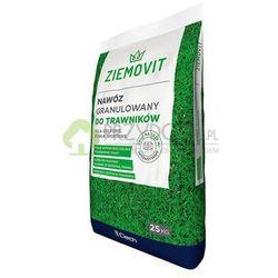 Nawóz granulowany do trawników 25 kg ZIEMOVIT