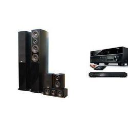 YAMAHA RX-V579 + BD-S477 + TAGA BLUE - Kino domowe - Autoryzowany sprzedawca