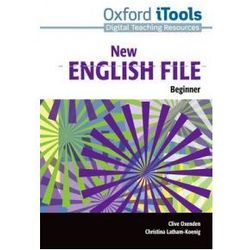 New English File: Beginner: iTools DVD-ROM Digital Resources for Interactive Teaching