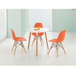 Zestaw Socrates stół OK + 3 krzesła Enzo