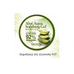Aloe Aqua Smoothing Gel Łagodzący żel aloesowy 92% 300g