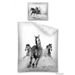 Pościel 160x200 KOŃ Konie Mustang