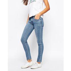 Levis 711 Skinny Jeans - Blue