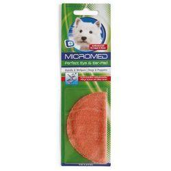 Micromed Perfect Eye & Ear- Pad- czyścik do oczu i uszu z mikrofibry z jonami srebra dla psów